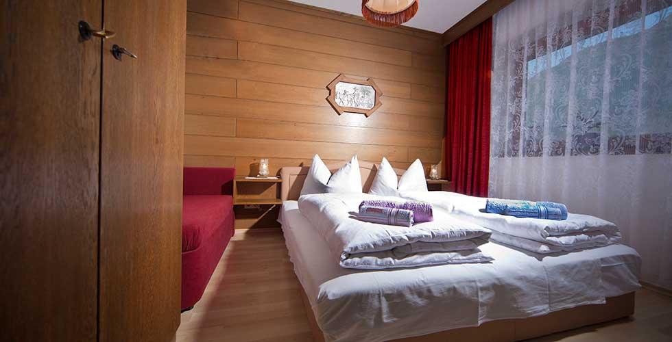 Schlafzimmer Wohnung C
