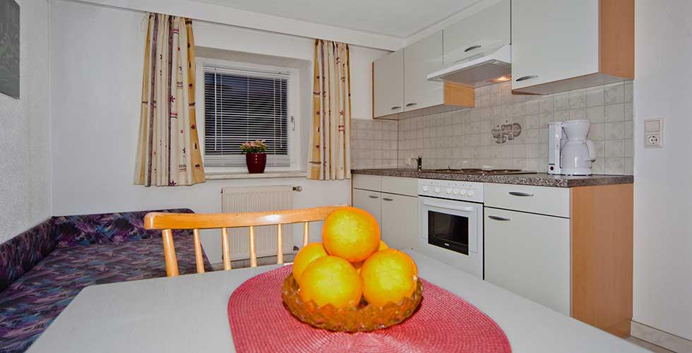 Küche Wohnung D